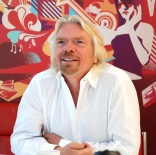 CEO Richard Branson @Virgin